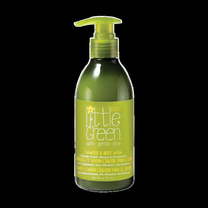 Bilde av Little Green baby shampoo &